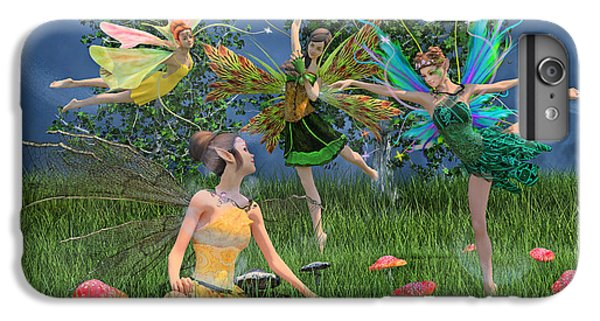 Elf iPhone 8 Plus Case - Enchanting Souls by Betsy Knapp