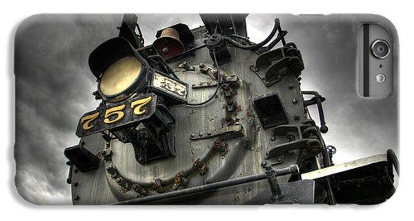 Train iPhone 8 Plus Case - Engine 757 by Scott Wyatt