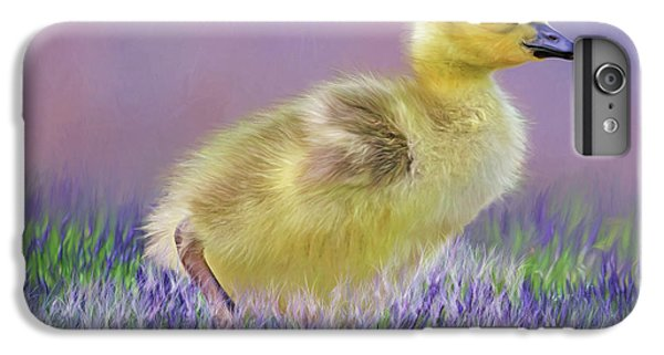 Gosling iPhone 8 Plus Case - Exploring Spring by Donna Kennedy