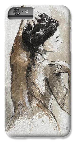 Nudes iPhone 8 Plus Case - Expression by Steve Henderson