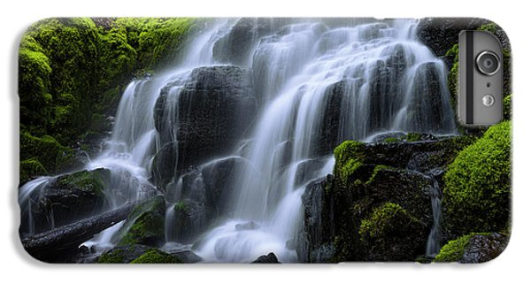 Fairy iPhone 8 Plus Case - Falls by Chad Dutson