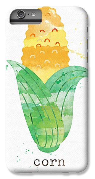 Rural Scenes iPhone 8 Plus Case - Fresh Corn by Linda Woods