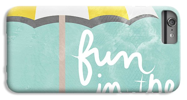 For iPhone 8 Plus Case - Fun In The Sun by Linda Woods