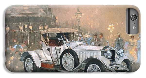 Car iPhone 8 Plus Case - Ghost In Scarborough  by Peter Miller