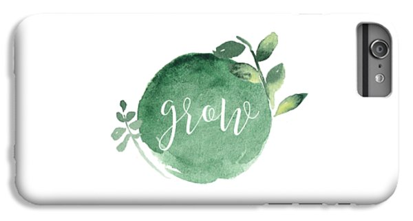 Garden iPhone 8 Plus Case - Grow by Nancy Ingersoll