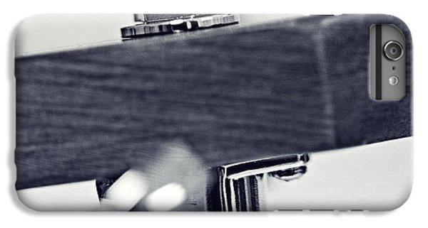 Guitar iPhone 8 Plus Case - guitar V by Priska Wettstein
