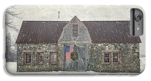 New England Barn iPhone 8 Plus Case - Heartland by Evelina Kremsdorf