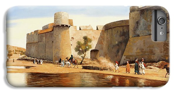 Castle iPhone 8 Plus Case - Il Castello by Guido Borelli