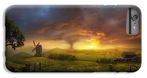 Fantasy iPhone 8 Plus Case - Infinite Oz by Philip Straub