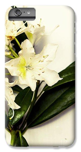 Shrub iPhone 8 Plus Case - Japanese Flower Art by Jorgo Photography - Wall Art Gallery