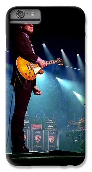 Drum iPhone 8 Plus Case - Joe Bonamassa 2 by Peter Chilelli