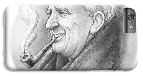 Lord iPhone 8 Plus Case - Jrr Tolkien by Greg Joens
