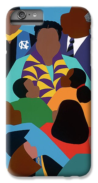 iPhone 8 Plus Case - Jubilee by Synthia SAINT JAMES