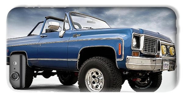Truck iPhone 8 Plus Case - K5 Blazer by Douglas Pittman
