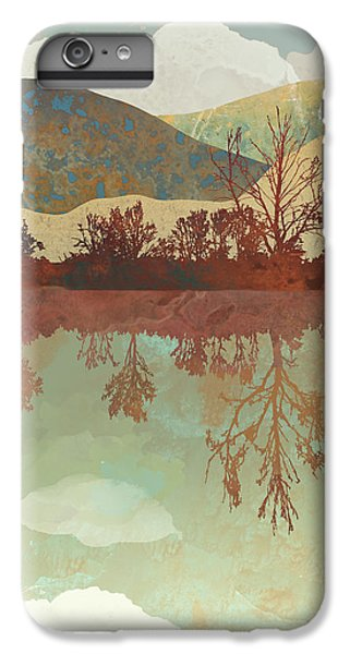 Landscapes iPhone 8 Plus Case - Lake Side by Spacefrog Designs