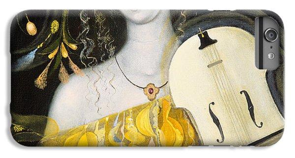 Violin iPhone 8 Plus Case - Leo by Annael Anelia Pavlova