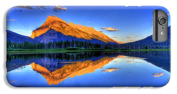 Mountain iPhone 8 Plus Case - Life's Reflections by Scott Mahon