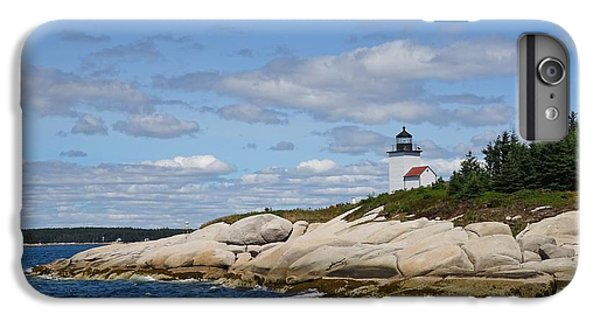 iPhone 8 Plus Case - Lighthouse Point by Red Cross