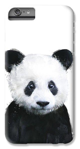 iPhone 8 Plus Case - Little Panda by Amy Hamilton