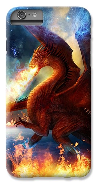 Dragon iPhone 8 Plus Case - Lord Of The Celestial Dragons by Philip Straub