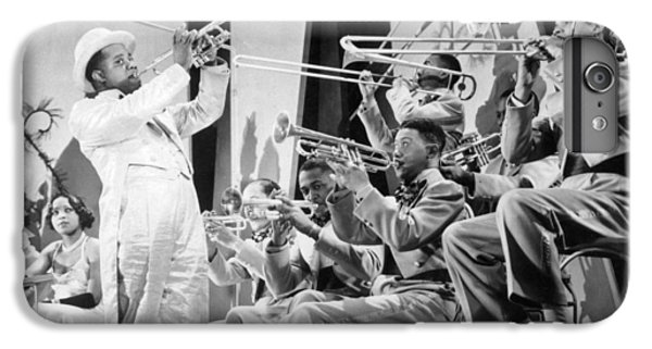 Trombone iPhone 8 Plus Case - Louis Armstrong by American School