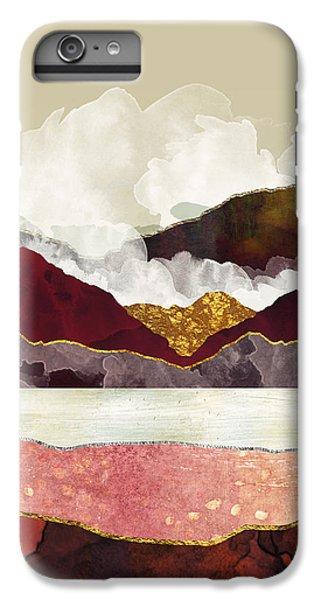Landscapes iPhone 8 Plus Case - Melon Mountains by Katherine Smit