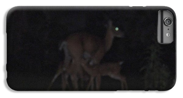 iPhone 8 Plus Case - Midnight Feeding by Red Cross