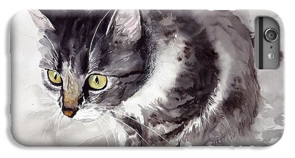 Magician iPhone 8 Plus Case - Mike Mice Catcher by Suzann's Art