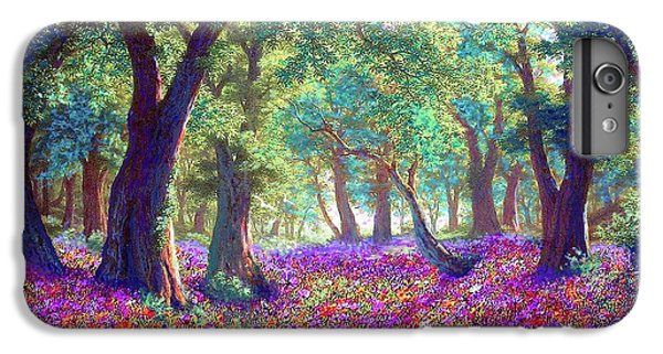 Impressionism iPhone 8 Plus Case - Morning Dew by Jane Small