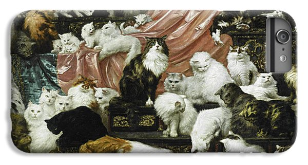 For iPhone 8 Plus Case - My Wife's Lovers by Carl Kahler