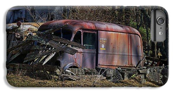 Truck iPhone 8 Plus Case - Nesting by Jerry LoFaro
