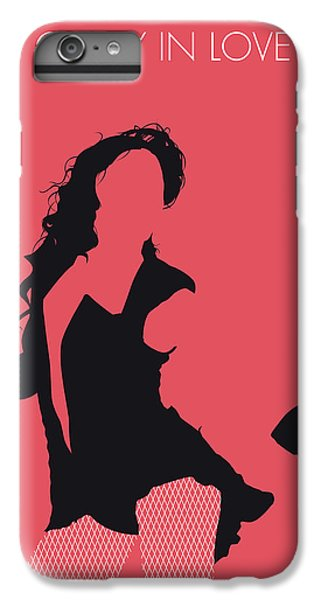Rhythm And Blues iPhone 8 Plus Case - No122 My Beyonce Minimal Music Poster by Chungkong Art
