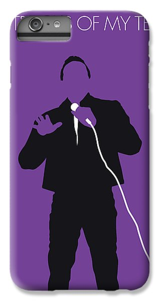 Rhythm And Blues iPhone 8 Plus Case - No161 My Smokey Robinson Minimal Music Poster by Chungkong Art