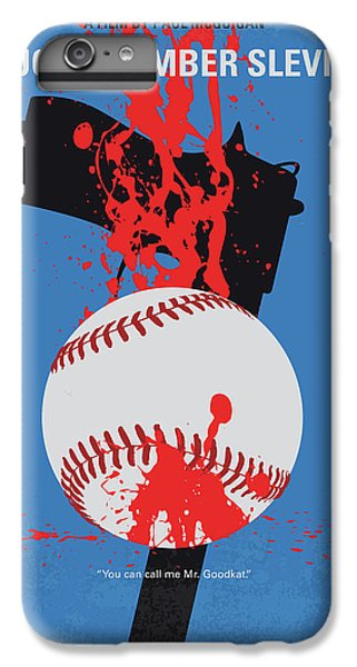 Fairy iPhone 8 Plus Case - No880 My Lucky Number Slevin Minimal Movie Poster by Chungkong Art