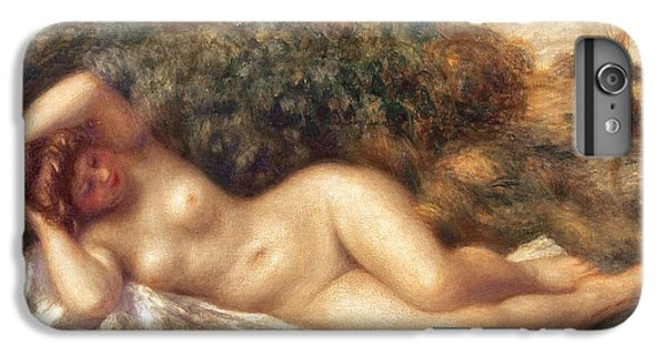 Nudes iPhone 8 Plus Case - Nude by Pierre Auguste Renoir
