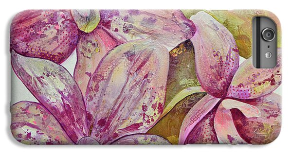 Orchid iPhone 8 Plus Case - Orchid Envy by Shadia Derbyshire