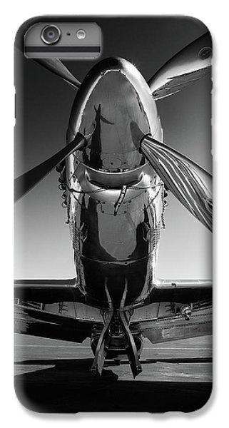 iPhone 8 Plus Case - P-51 Mustang by John Hamlon