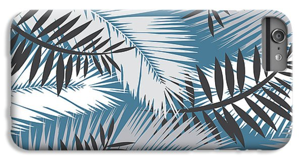 Contemporary iPhone 8 Plus Case - Palm Trees 10 by Mark Ashkenazi