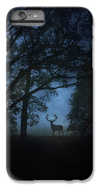 Magician iPhone 8 Plus Case - Path Of Shadows by Cambion Art