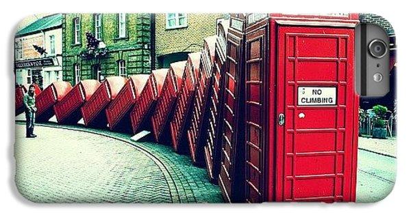 iPhone 8 Plus Case - #photooftheday #london #british by Ozan Goren
