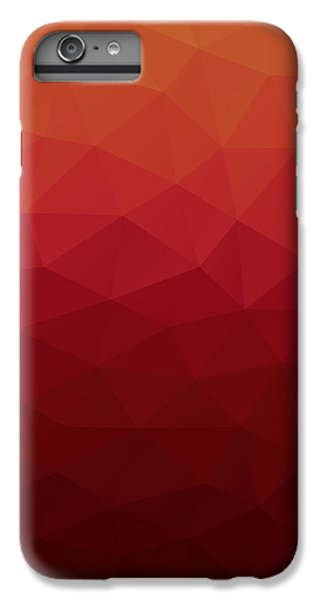 Contemporary iPhone 8 Plus Case - Polygon by Mike Taylor