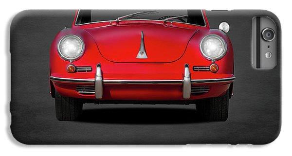 Car iPhone 8 Plus Case - Porsche 356 by Mark Rogan