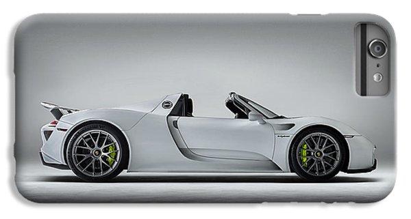 Car iPhone 8 Plus Case - Porsche 918 Spyder by Douglas Pittman