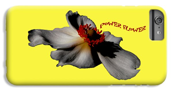 iPhone 8 Plus Case - Power Flower Anemone by Orphelia Aristal