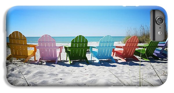 Sand iPhone 8 Plus Case - Rainbow Beach Vanilla Pop by Chris Andruskiewicz
