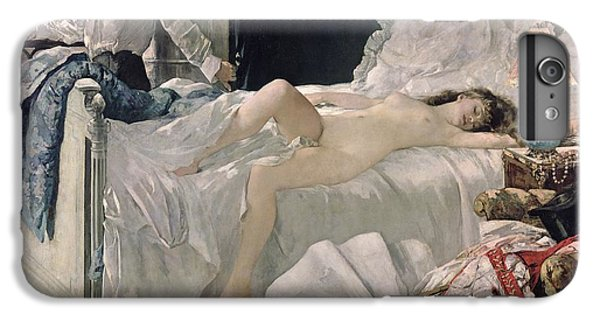 Nudes iPhone 8 Plus Case - Rolla by Henri Gervex
