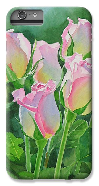 Rose iPhone 8 Plus Case - Rose Array by Sharon Freeman