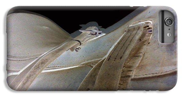 iPhone 8 Plus Case - Rustic Horse Saddle by Orphelia Aristal