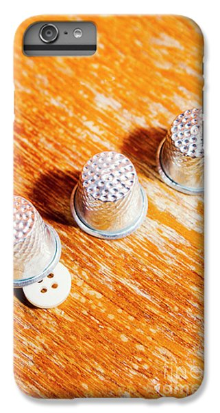 Magician iPhone 8 Plus Case - Sewing Tricks by Jorgo Photography - Wall Art Gallery