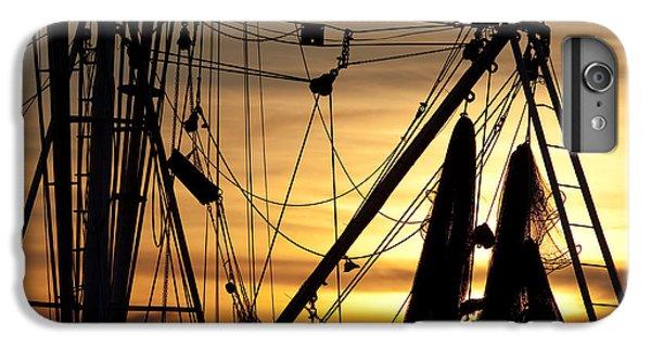 Shrimp Boats iPhone 8 Plus Case - Shrimp Boat Rigging by Dustin K Ryan